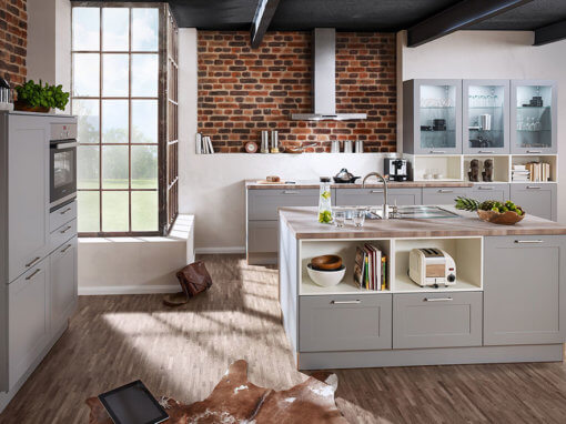 Kitchen Co – Lotus Pearl Grey