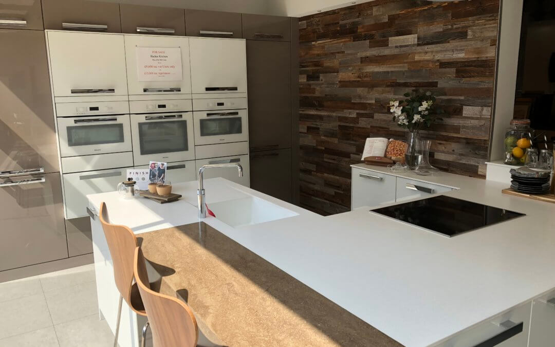 Ex Display Kitchens- NOW SOLD